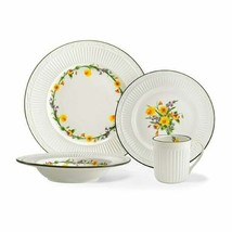 MIKASA ITALIAN MEADOW 16-PC. DINNERWARE Service for 4 B3ES2 - $128.24