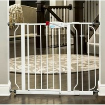 Regalo Easy Step 38.5-Inch Extra Wide Walk Thru Baby Gate - FREE SHIPPING - $36.99
