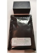 1 oz ACTIVATED CHARCOAL POWDER 100% All Natural Soap Black Dye Colorant ... - $3.95