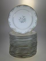 Noritake Nicole Bread & Butter Plates or Dessert Plates Set of 19  - $68.21