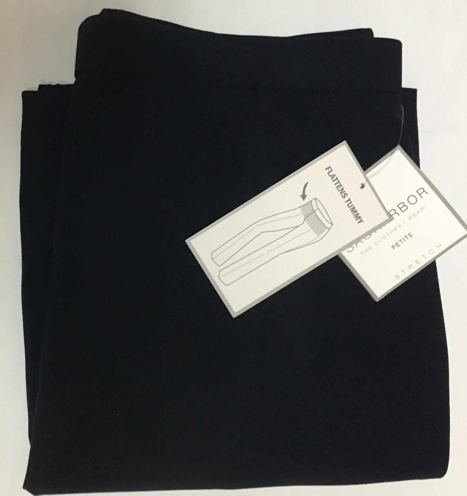 Sag Harbor Skirt Career Navy Blue 10P Slimming Solutions