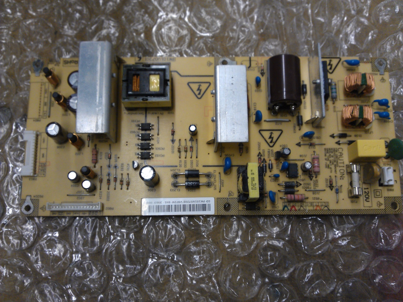 75012912 PK101V0720I Power Supply Board From Toshiba 26AV502U LCD TV