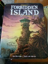 Forbidden Island Family Card Game - Adventure If You Dare - From Gamewri... - $11.00