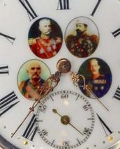 Important Historic 1st Balkan War Officer's silver System Glashutte awar... - $3,850.00