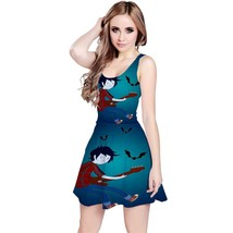 Marshall Lee Adventure Time Guitar    Reversible Sleeveless Dress - $20.99+