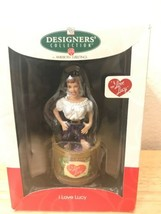 I Love Lucy Ornament American Greetings Designers Collection 2005 Grape ... - $40.99
