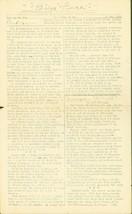 "HMT DOMINION MONARCH WW2 TROOP SHIP NEWSLETTER ""BILGE BUNK"" 1944 VOL 1 I... - $4.41"