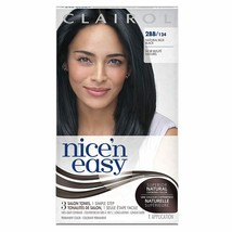 Clairol Nice 'n Easy, 2BB/124 Natural Blue Black, Permanent Hair Color, ... - $10.52