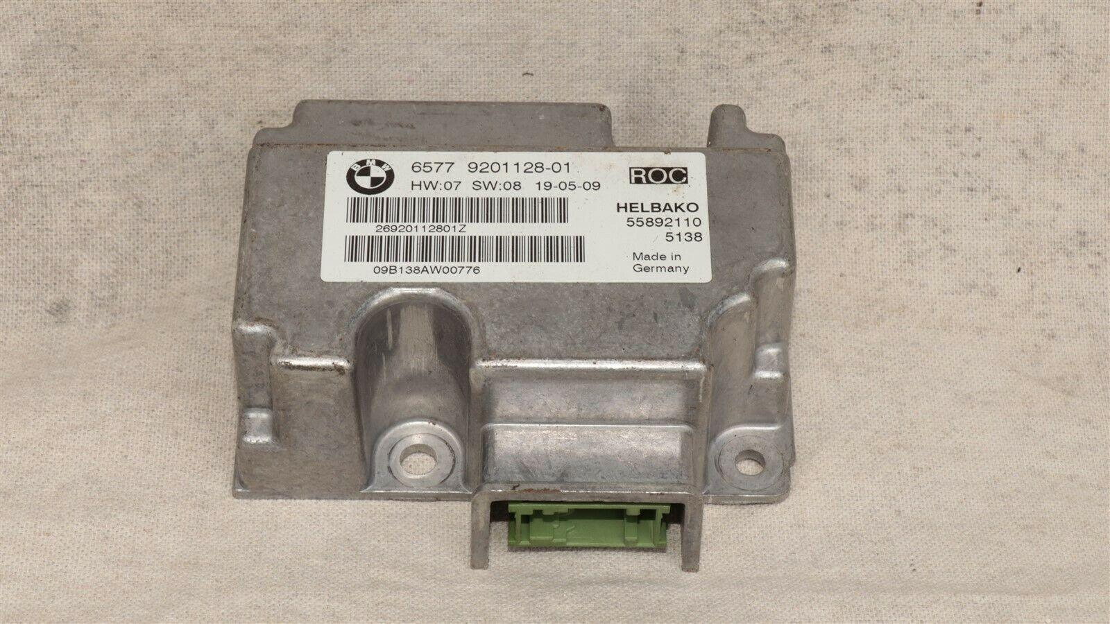 Mini Cooper Convertible Rollover Control Module ROC 6577-9201128-01, 55892110