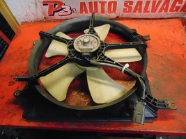 97 98 99 Acura CL oem 3.2 V6 drivers side left radiator cooling fan asse... - $29.69