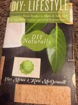 DIY Lifestyle DIY Naturally Essential Oils Recipes Young Living Book - $5.89