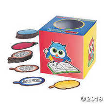 Icebreaker Owl Box and Question Card Set - $9.99