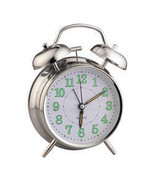 Vintage Glow in the Dark Alarm Clock - $14.59