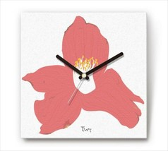 Sengoku Design Fabric Wall clock Interior Tsubaki - $99.99