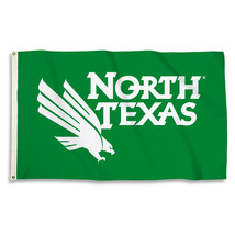 North Texas Mean Green 3'x5' Flag with Grommets  - $35.95