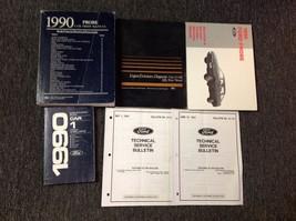1990 Ford Probe Service Shop Werkstatt Handbuch Factory OEM + Extras - $29.57