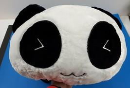 """Super Cute Smilling Panda Pillow Soft Plush Doll Kawaii Stuffed Animal 20"""" NEW image 2"""