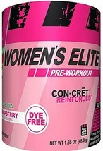 Promera Sports Women's Elite Pre-Workout, CON-CRET Reinforced, Strawberr... - $23.27
