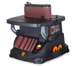 WEN Oscillating Woodworking Tool Equipment Belt and Spindle Sander Sandp... - $206.49