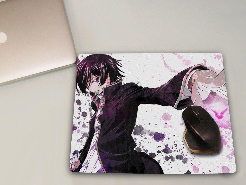Code Geass Anime Mousepad Large Gaming Mouse Mat Manga