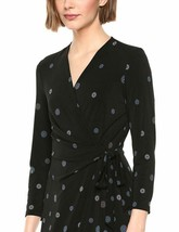 Anne Klein Women'S Classic V-Neck Faux Wrap Dress image 2