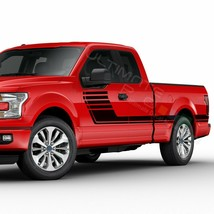 Racing Sport Edition Hockey Stripes  Decal Sticker for Ford Supercab F15... - $96.60