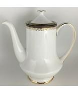 Royal Albert Clarence Coffee pot & lid - $80.00