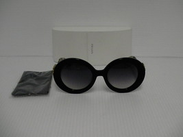 PRADA New Sunglasses Womens round multi color arm  spr 27QS with stones - $247.45