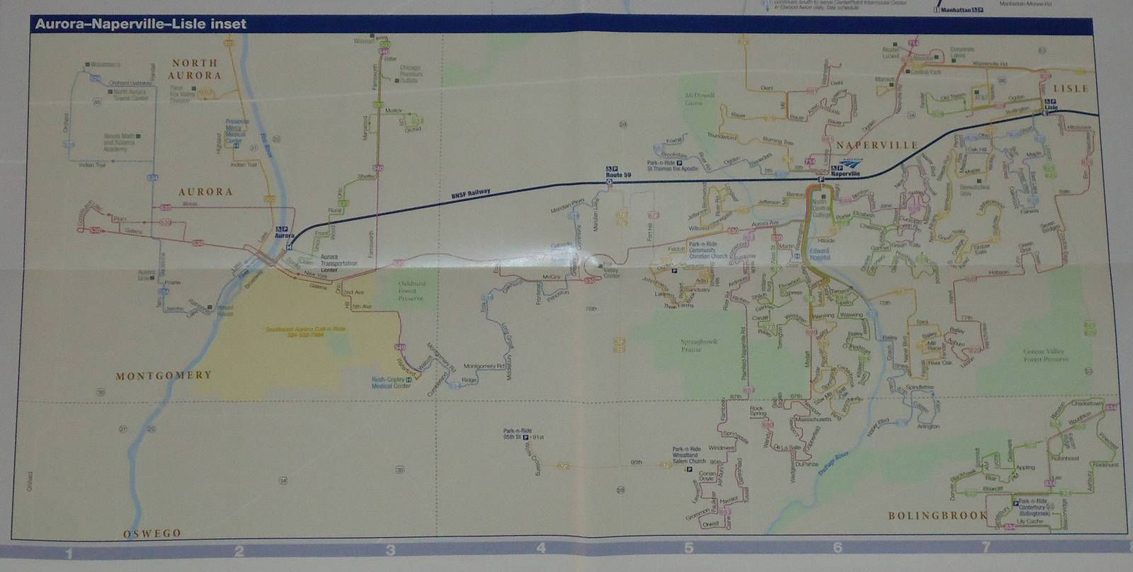 Subway Map Naperville.Brand New Chicago Transit Authority Subway And 50 Similar Items