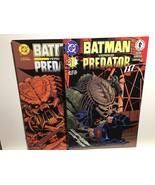 Batman Vs Predator  Comic Lot DC Dark Horse - see pics - $9.50