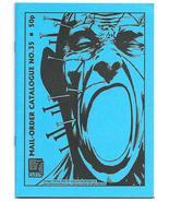 Mega City UK Comics Mail Order Catalog Hellraiser Pinhead Kelley Jones A... - $24.95