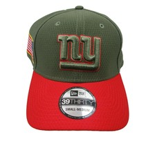 New York Giants New Era Salute to Service Size Small Medium Fitted Hat 39THIRTY - $29.65
