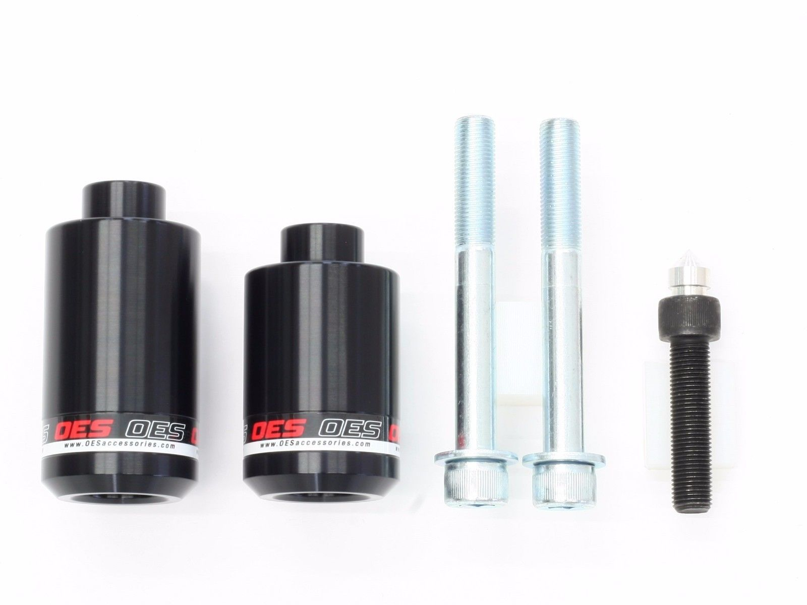 OES Frame Sliders 09 10 11 12 13 14 15 CBR 600RR 600 RR With Hole Alignment Tool