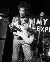 Jimi Hendrix MM Vintage 11X14  BW Music Memorabilia Photo - $12.95