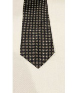 Britches 100% Silk Tie Necktie Made In USA - $9.89