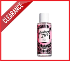 Victoria's Secret Pink Weekend Zen Fragrance Mist  8.4 oz - $6.00