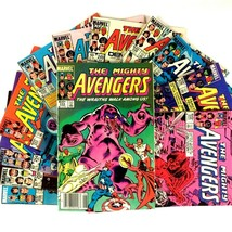 Avengers 12 Comic Lot Marvel Eternals Captain Marvel Hawkeye Thor She-Hulk  - $29.65