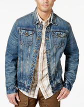 Sean John Men's Jean Jacket , Size 2XL, MSRP $129 - $69.29