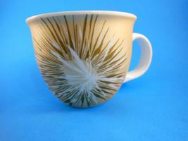Beautiful Golden Holiday Starbucks Coffee Tea Mug Cup 14 oz 2014 - $9.64