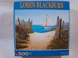 Loren Blackburn 500 Piece Jigsaw Puzzle: Heading Out by Sure-Lox - $39.99