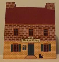The Cats Meow 1989 Winkler Bakery - $8.99