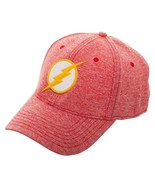 The Flash New 52 Flexfit Hat Red - $24.98