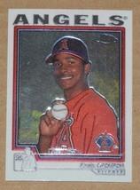 2004 TOPPS CHROME ANGELS ERVIN SANTANA 1ST YEAR CARD #249 - $0.99