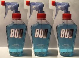 3 BOD Really Ripped Abs by Parfums De Coeur Body Spray 8.4oz #ORIGINAL #... - $29.37