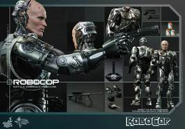 Hot Toys Robo Cop Battle Damaged MMS 265 - $595.00