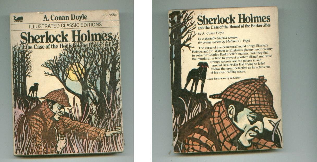 HOLMES LOT: Comic book+Otto Penzler+Sherlock in Love novel+Illustrated Classics+