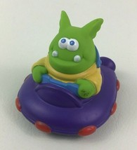 Little Tikes Toddle Tots Chunky Green Alien Spaceship Ufo Toy Figure Replacement - $10.84