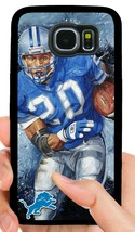 BARRY SANDERS LIONS PHONE CASE FOR SAMSUNG GALAXY NOTE S6 S7 EDGE S8 S9 ... - $14.97