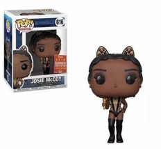 Funko Pop! TV #616 Josie McCoy Riverdale SDCC 2018 Shared Exclusive LIMI... - $9.89
