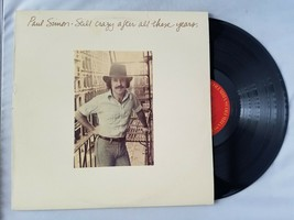 Paul Simon Still Crazy After All These Years Vinyl Record Vintage 1975 C... - $33.47